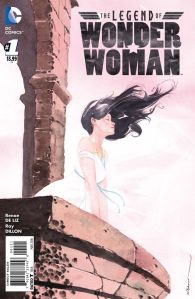 The Legend of Wonder Woman Dustin Nguyen