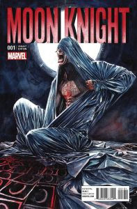 Moon Knight Vol 8 #1 Cover D Incentive Eric Powell Variant Cover