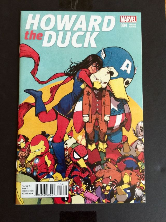 howard the duck 4