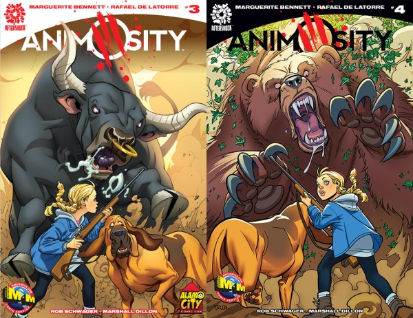 animosity3and4mmcolorset