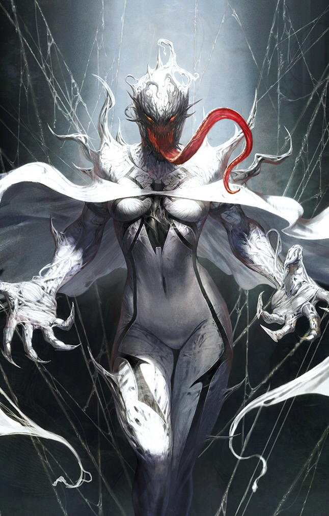 Edge Drawings Venom Anti Time